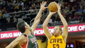 Анадолу Ефес взе американец с опит в НБА и Китай