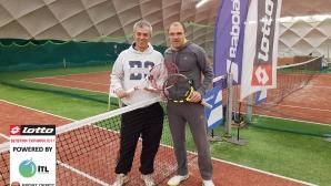 Тенис турнири за начинаещи и напреднали започват от понеделник в София