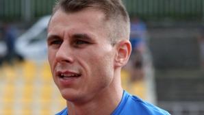 Обрат: Антон Огнянов още е футболист на Дунав и заминава на лагер с русенци