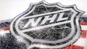 Калъмбъс победи и се изравни с Вашингтон на върха в НХЛ