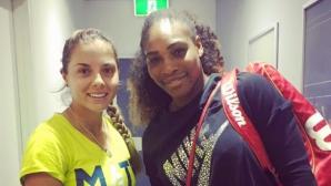 Вики Томова: В Австралия е най-хубавият турнир