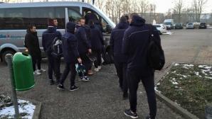 Волейболистите на Левски тренираха в Грьонинген (видео)
