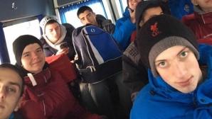 България срещу Красноярск и Уфа на турнира в Москва