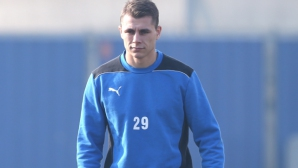 Няма развитие по трансфера на Огнянов в Левски, крилото тренира с Дунав