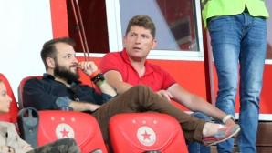 Стоилов гарантира: Скоро ще има добри новини за клуба
