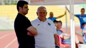 Гонзо взема 25 футболисти в Гърция