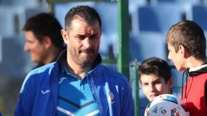 Треньорът на Дунав: Ако Огнянов се разбере с Левски, още утре ще пътува за Кипър