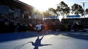 Australian Open, трети ден, резултати