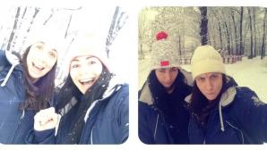 Марица пак бори снега на път за контроли в Букурещ