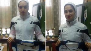 ЙЕБ-Шумен 05 представи официално иранските си волейболистки