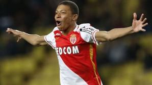 Играч от Монако е гласен за мястото на Обамеянг в Дортмунд