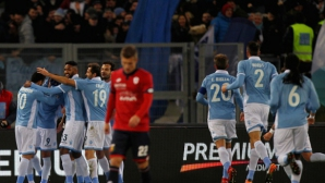"Голов спектакъл на ""Олимпико"" прати Лацио срещу Интер (видео)"