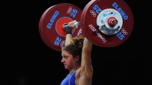 Ще получи ли Милка Манева премия за служебния медал от Лондон 2012?