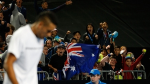 Австралия скочи на Кирьос: Това трябва да спре