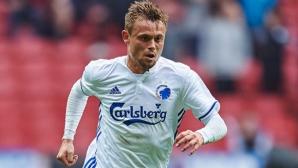Защитник на Копенхаген: Нямам търпение да дойдат мачовете с Лудогорец