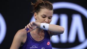 Още една изненада! Ветеранка изхвърли Радванска от Australian Open