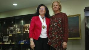 Куп знаменитости уважиха легендарната Йорданка Благоева за 70-годишнината