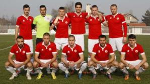 ЦСКА 1948 започва подготовка в понеделник