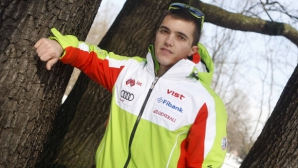 Алберт Попов завърши на шесто място в слалом за Купата на ФИС в Италия