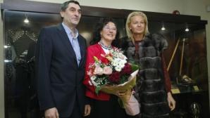 Костадинова за Благоева: Благодарни сме й, че даде началото на световните рекорди