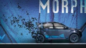 """Български тунери накараха Acura MDX да """"полети"""" с крила от пеперуди"""