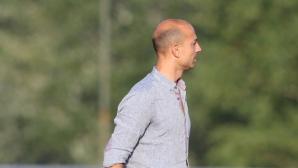 """Пелето пристигна в Кипър и се включи в тренировките на """"сините"""""""