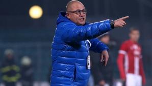 Джамбазки: Ще дам шанс на всички футболисти