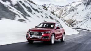 Audi празнува 8 милиона Quattro