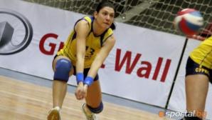 Волейболистката Вики Викторова стана майка