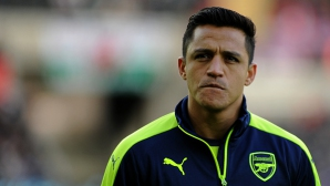 Арсенал реже мераците на Ювентус за Алексис Санчес