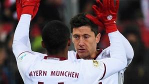 Фрайбург и Байерн подновяват футболните битки в Германия