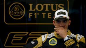 Малдонадо отново се е надявал да се върне във Ф1 след оттеглянето на Розберг