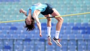 Тихомир Иванов ще участва на специалните турнири за скок на височина