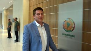 Президентът на КОНМЕБОЛ пое финансите на ФИФА