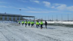 Кандидат-професионалистът Добруджа договори контрола с третия във Втора лига