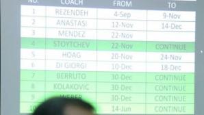 Иран преговаря с Радо Стойчев и още 4-ма треньора