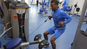 Левскарите завършиха с фитнес първия лагер в Кипър (видео+снимки)
