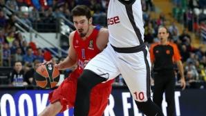 Нандо Де Коло - MVP на XVIII кръг на Евролигата