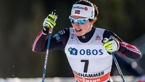 Бьорген се завърна с победа в Световната купа по ски-бягане