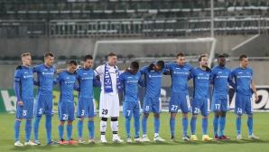 """Шеф на """"сините"""" преговаря с играчите в Кипър"""