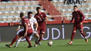 Гълъбинов започна годината с гол в Италия