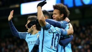 Манчестър Сити - Тотнъм 0:0, гледайте тук