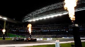 Бившият Ф1 пилот Хуан Пабло Монтоя е новият шампион на шампионите