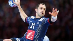 Франция се класира за четвъртфиналите на световното първенство по хандбал