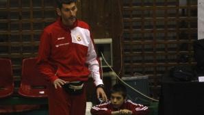 Александър Попов: Не си правим илюзии, знаем си мястото