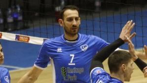Теодор Богданов: Бяхме по-силният отбор