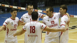 Стоян Самунев: Скоро отборът ни ще бъде сработен