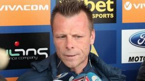 Топузаков разкри каква е ситуацията със селекцията в Левски (видео)