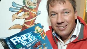 Легендата Фриц Щробъл: Нямаш право да се страхуваш, когато се спускаш със 140 км/ч (видео)