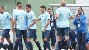 В мач с три дузпи Дунав разби шестия в Украйна